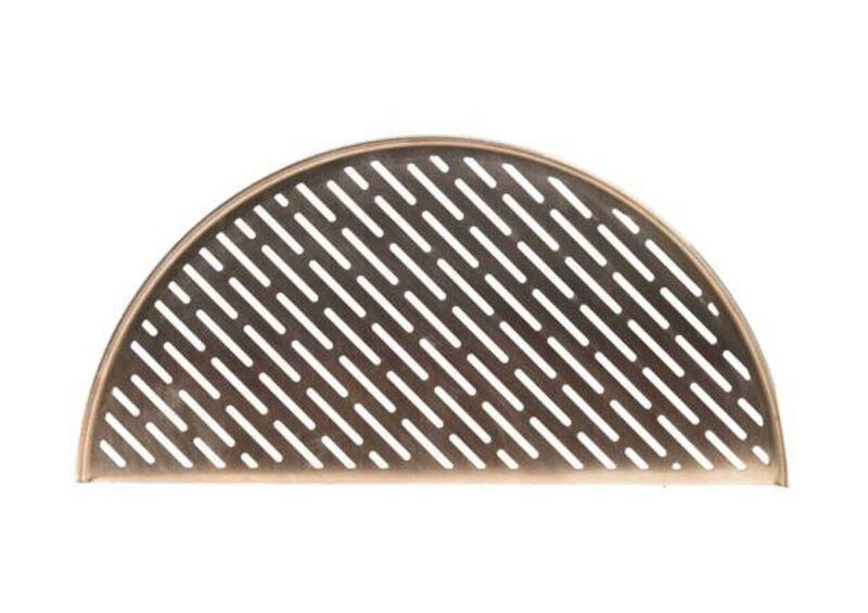 Lézervágott rozsdamentes acél felület - Big Joe modellekhez